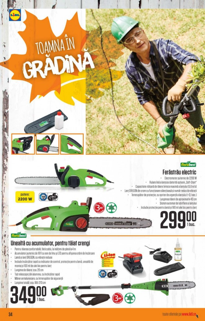 Catalog lidl august 2016 reduceri si promotiireduceri si for Cataleg lidl